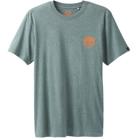 Prana M's Transition Tee Starling Green